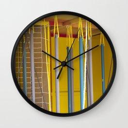 Carnival Game Wall Clock