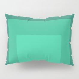 Block Colors - Mint Green Pillow Sham