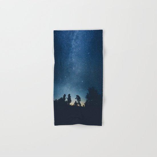 Follow the stars Hand & Bath Towel