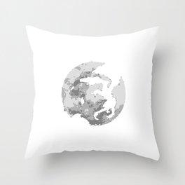 MOON DOVAHKIIN Throw Pillow