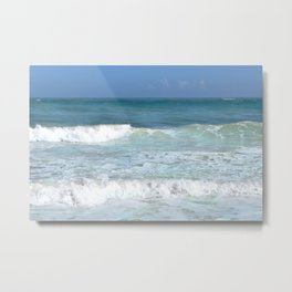 Photo 65 Ocean Metal Print