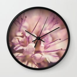Right in the Feelers Wall Clock