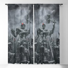 Once More Unto The Breach Blackout Curtain