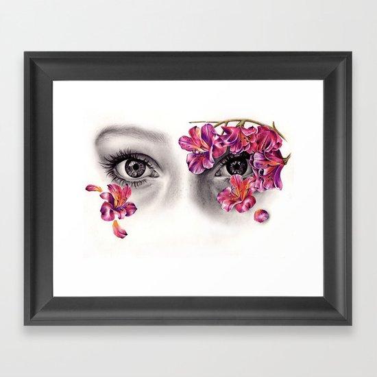 This Night Has Opened My Eyes Framed Art Print
