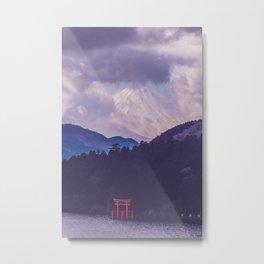 Japan - Hakone Metal Print