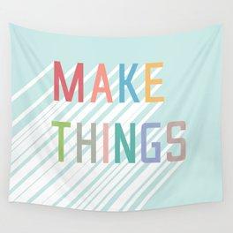 Make Things Wall Tapestry