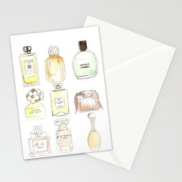 Parfums Stationery Cards