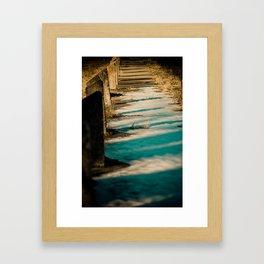 shadowed Framed Art Print