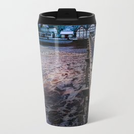 Snowey Saltburn Travel Mug
