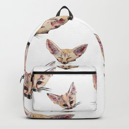 Fennec Foxes Backpack