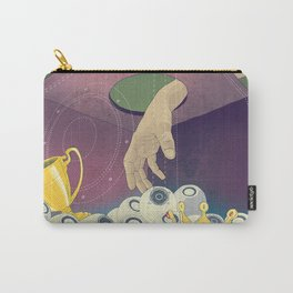 Looking  for the perfect beat Carry-All Pouch
