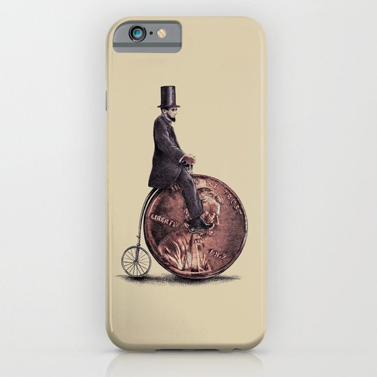 Penny Farthing  iPhone & iPod Case