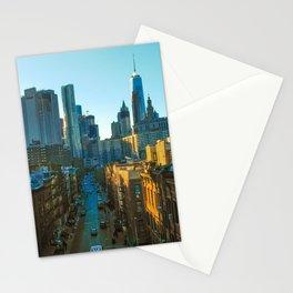 Lower Manhattan Stationery Cards