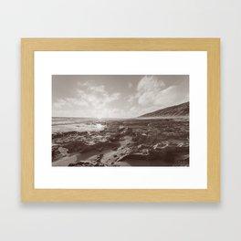 As Dusk Settles Framed Art Print