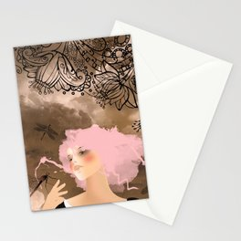 Libellule Stationery Cards