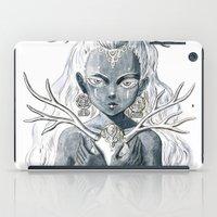 luna iPad Cases featuring Luna by Freeminds