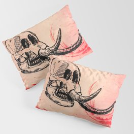 Bones I Pillow Sham