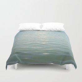 Aqua Seas Duvet Cover