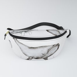 Whale group Fanny Pack