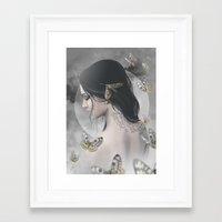 renaissance Framed Art Prints featuring Renaissance by Nicolas Jamonneau