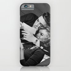 Elvis and Marilyn iPhone 6 Slim Case