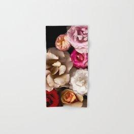 Roses Hand & Bath Towel