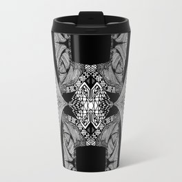 Zentangle #20 Travel Mug