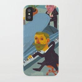 Amundsen's party iPhone Case