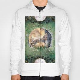 Twilight- Werewolf and the Moon Hoody