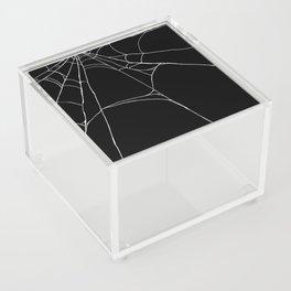 Spiderweb Acrylic Box
