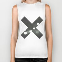 the xx Biker Tanks featuring XX by Whitney Retter