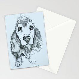 Big Dog Stationery Cards