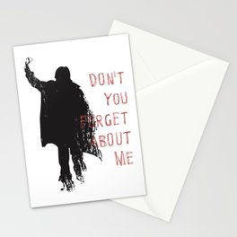 Don't Forget About Me, 1985. Artwork for Wall Art, Prints, Posters, Tshirts, Men, Youth, Women Stationery Cards