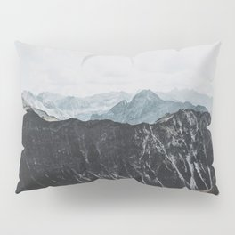 interstellar - landscape photography Pillow Sham