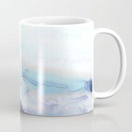 Indigo Abstract Painting | No.6 Coffee Mug