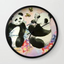 butterfly sensations Wall Clock