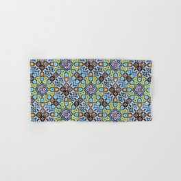 Colorful Tiles Hand & Bath Towel