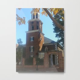 Alexandria Church Metal Print