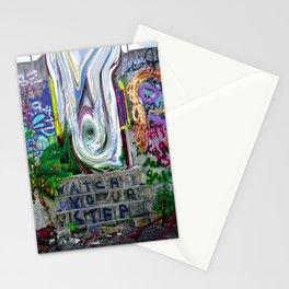 W@tCh YO ORE step Stationery Cards