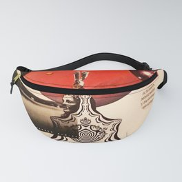 Tribute to Leia Fanny Pack