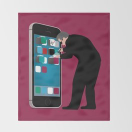 Indiscriminate Collection of U.S. Phone Records Violates the Fourth Amendment Throw Blanket