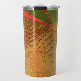 Textures One Version Two Travel Mug