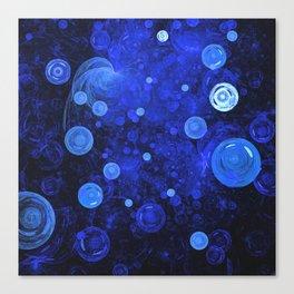 Ocean Gems #abstract #geometry #artprints #decor Canvas Print