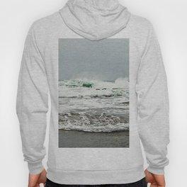 Sea Breaks on the Tidal Shelf Hoody