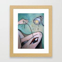 Strange Dream Framed Art Print