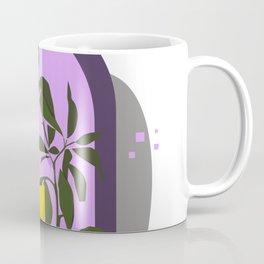 THE LEMON TREE, Botanical Wall Art Set, Abstract Print, Boho Print, Botanical Print, Tree Prints Coffee Mug