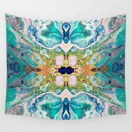 Fragmented 82 Wall Tapestry