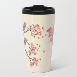 Blossom Bird  Travel Mug