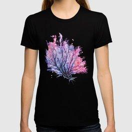 Fan Coral - Purple T-shirt