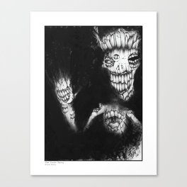 The Tooth Fairy Canvas Print